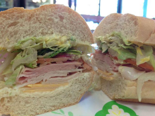 Sandwich Menu!